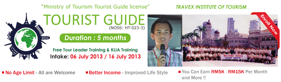 Licensed Tourist Guide